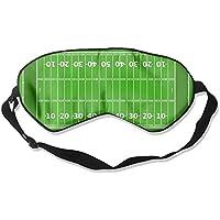 American Football Field 99% Eyeshade Blinders Sleeping Eye Patch Eye Mask Blindfold For Travel Insomnia Meditation preisvergleich bei billige-tabletten.eu