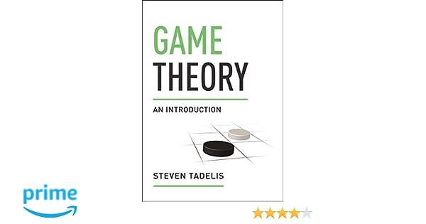 Game Theory Introduction Amazon De Steven Tadelis Fremdsprachige