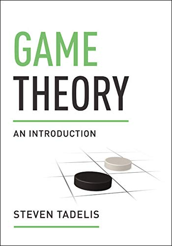 Game Theory: An Introduction por Steven Tadelis