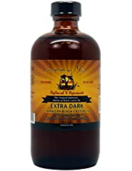 Sunny Isle Jamaican Black Extra Dark Castor Oil 8 oz