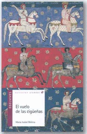 El vuelo de las cigueñas (Alandar) por Mª Isabel Molina Llorente