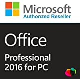 #9: Microsoft Office 2016 Pro Plus - INSTANT DELIVERY!(UPGRADABLE TO 2019)