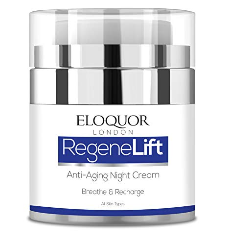Eloquor RegeneLift crema noche antiedad | Crema hidratante