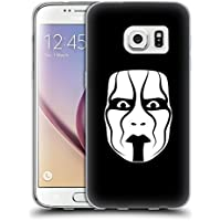 Ufficiale WWE The Mask Sting Cover Morbida In Gel Per Samsung Galaxy S7