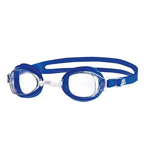 Zoggs Otter Adult Swim Goggle - Blue Lens - Blue Frame by Zoggs
