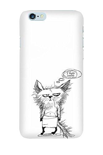 iPhone 4/4S Coque photo - Je déteste l'eau