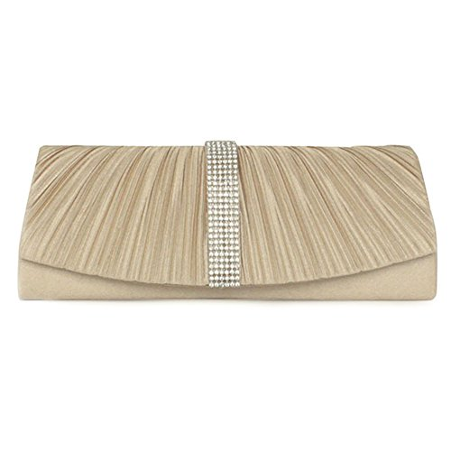 SSMK Evening Bag, Poschette giorno donna Beige