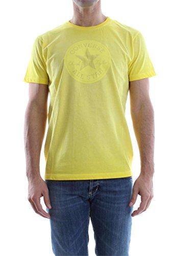 CONVERSE 10005016 T-SHIRT E CANOTTE Uomo Yellow