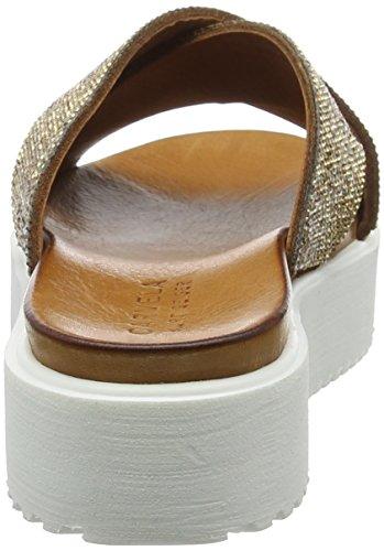 Carvela KRYPTON, Sandales Plateforme femme Beige - Beige (marron clair)