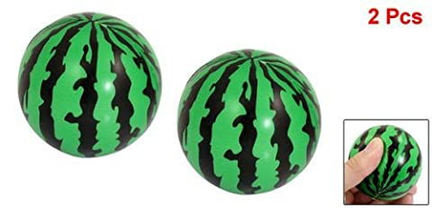 Dcolor Child Foam Squeeze Stress Sponge Green Black 2.3