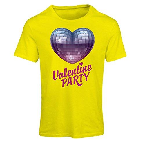 tinstag-Party T-Shirt (Kleidung der 80-er Jahre)