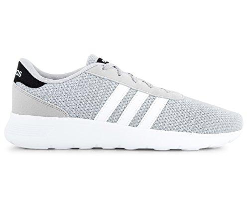 adidas Lite Racer, Scarpe da Ginnastica Basse Uomo Grigio (Grey  Two/footwear White