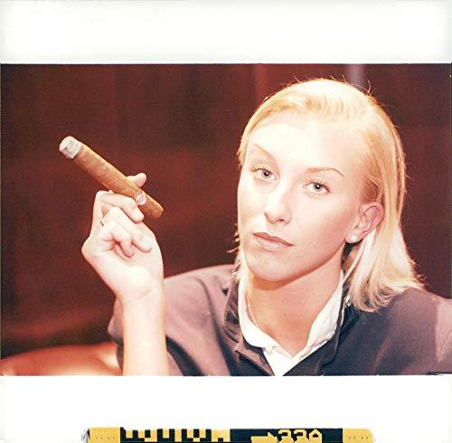 Fotomax Vintage Photo of Make-up Artist Natasha Bulstrode
