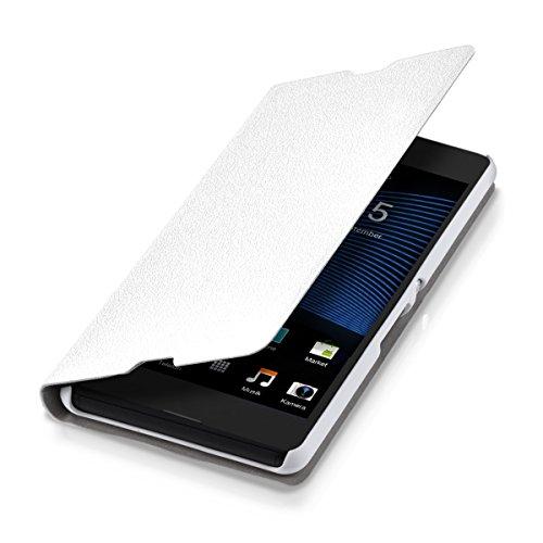 kwmobile Sony Xperia E3 Hülle - Handyhülle für Sony Xperia E3 - Handy Case Schutzhülle Klapphülle