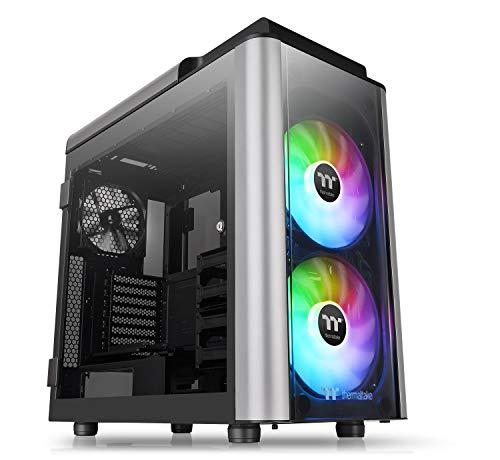 Thermaltake CA-1K9-00F1WN-02 Level 20 GT ARGB Mid Tower Tempered Glass - Black