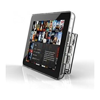 Raspberry Pi LCD Touchscreen Gehäuse: Amazon.de: Computer