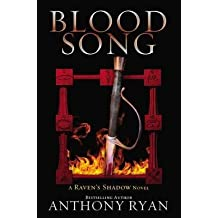 [Blood Song] (By: Anthony Ryan) [published: July, 2013]