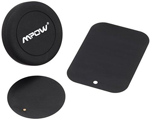 MPOW Grip Pro 2 Universal-Easy CD Slot Car Halterung mit 360 Grad-Umdrehung für Apple iPhone 6/6S/6 Plus/6S Plus/5S/5/5C/4S/4, Samsung Galaxy S6/S6 Edge, GPS-Navigator/Satelliten Radio/MP3-Player