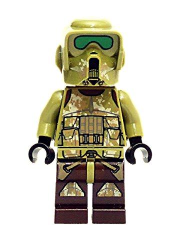 LEGO Star Wars Minifigur Kashyyyk Scout Trooper aus 75035 von - Lego Trooper Kashyyyk Star Wars Clone