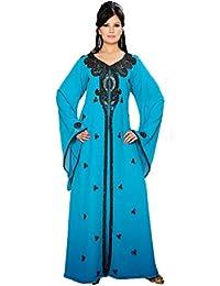 Kaftán para túnicas de chica PalasFashion e instrucciones para hacer vestidos patrones de árabe interior para