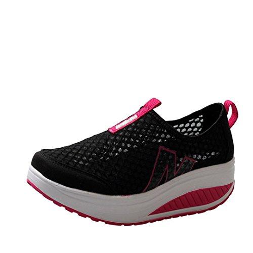 OHQ Zapatos Deportivos Mujer Sandalias Romanas Playa