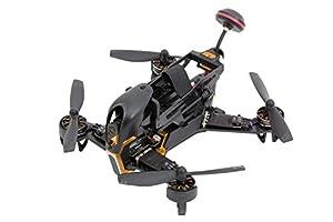 XciteRC 15003950FPV Racing Quadrocopter F210RTB with Sony HD Camera–Black by XciteRC