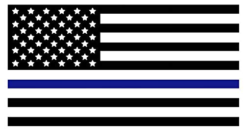 CELYCASY Cellayay Dünner Blauer Linienaufkleber, Polizistenunterstützung, Leo/Offizier Ehefrau-mom-Husband-Papa, Schutz und Servieren/Gesetzesvollzug/Geschenke unter 10 Jahren