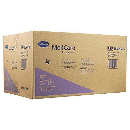 MoliCare Premium Slip super plus Large 3x30 Stück