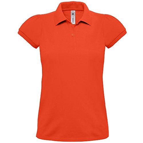 B&C Collection Heavymill /women Sunset Orange