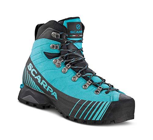 Scarpa Damen Ribelle OD Alpine Bergschuhe blau 39