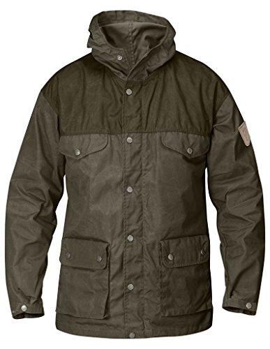 Fjällräven Greenland Jacket Herren Jacke Tarmac-Dk Olive