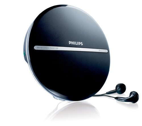 Philips EXP 2546 CD-Player (tragbares Gerät)
