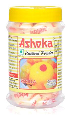 Ashoka Custard Powder, 100 Grams (Pack of 2)
