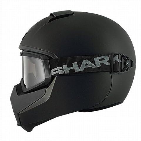 HE3910EKMAM - Shark Vancore Motorcycle Helmet M Matt Black (KMA)