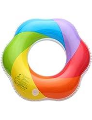 La Vohue Alvavidas Entrenador Piscina Swim Ring Unisex Inflable Multicolor Talla 80
