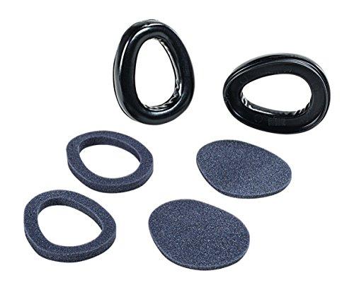 MSA Safety 10094605 Ohrenschützer Hygiene Kit, Ersatz Ohrpolster, links/rechts, bin/FM, Mittel
