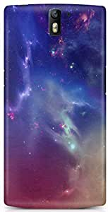 OnePlus 1 Back Cover by Vcrome,Premium Quality Designer Printed Lightweight Slim Fit Matte Finish Hard Case Back Cover for OnePlus 1