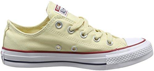 Converse Converse Sneakers Chuck Taylor All Star M9165, Unisex-Erwachsene Sneakers, Weiß (Natural White), 40 EU (7 Erwachsene UK) - 6