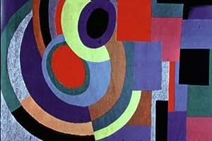 Huile sur toile - 32 x 21 inches / 81 x 53 CM - Sonia Delaunay (Sarah Ilinitchna Stern) - Icare