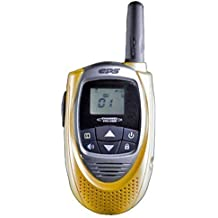 CPS CP101 Walkie Talkie PMR446 Two Way Radio (Yellow) (1 Piece)