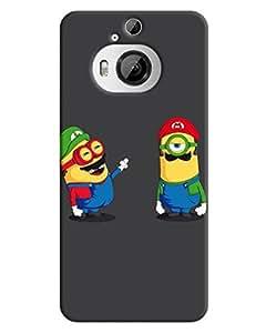 FurnishFantasy 3D Printed Designer Back Case Cover for HTC One M9 Plus Prime Camera Edition,HTC One M9 Plus Supreme Camera