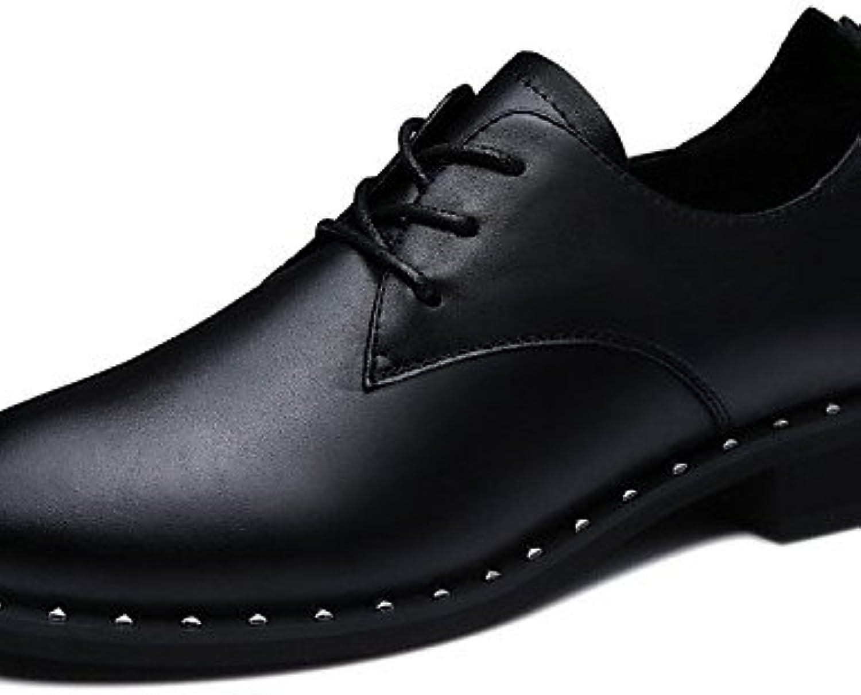 NJX/ 2016 Zapatos de mujer - Tacón Robusto - Tacones / Comfort - Tacones - Oficina y Trabajo / Vestido / Casual...