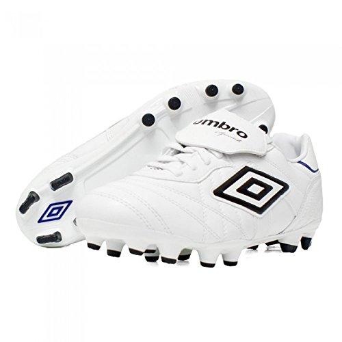 Umbro Speciali Eternal Premier Hg, Chaussures de Football homme Bianco
