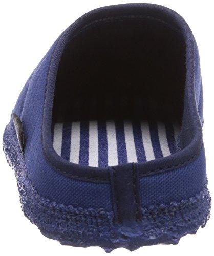 Nanga Samila, Pantofole non imbottite Unisex – adulto Blu (Blu (Jeans 30))
