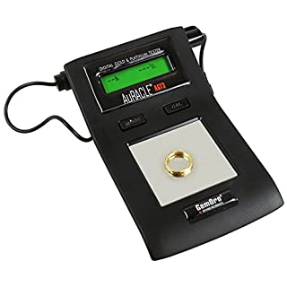 GemOro AuRACLE® AGT-3 - Digital Gold & Platinum Tester