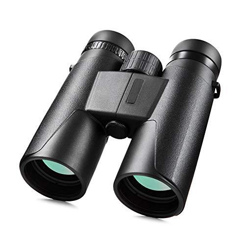 FGJFA Binokulare 10x42 Hochleistungs-Beinfäller für Erwachsene mit BAK4 Prism FMC Lens Wasserdicht...