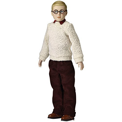 A Christmas Story Ralphie 12-In. Vinyl Tonner Doll Classic Movie Collectible by Tonner Doll Company (Vinyl Collectible Dolls)