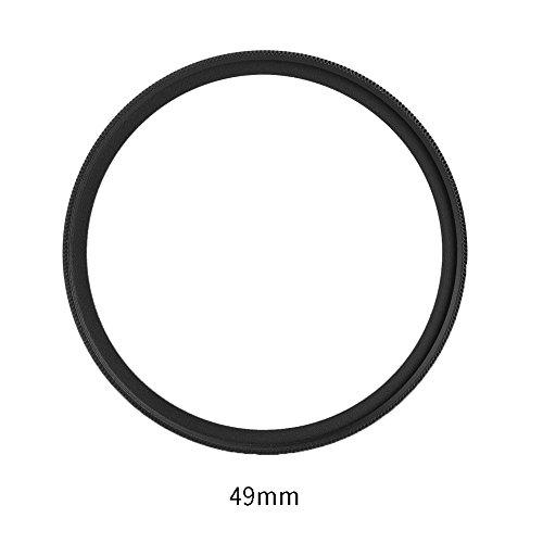 Acouto HD UV Filter und Schutz-Filter Für 30.5mm~82mm Universal Foto-Kameraobjektive Tageszeit Landschaft (49mm)