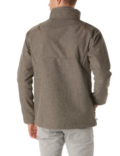 Columbia, Giacca Softshell Treasure Mountain GREY/MELANGE