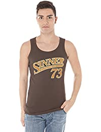 ZU ELEMENTS Z41011346123OH Wilde Camiseta de Tirantes Hombre
